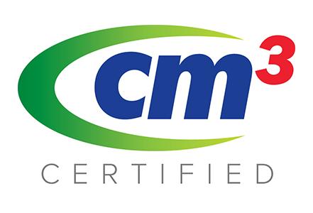 CM3 Certified Logo